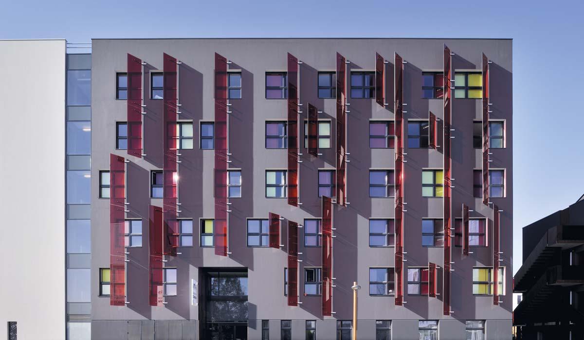 In situ - Architecture, Culture(s) & Ville - Bottière Îlot 8