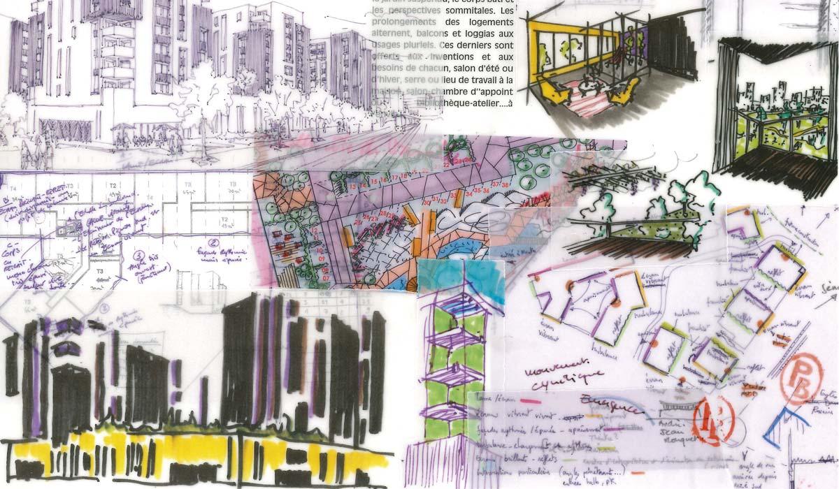 In situ - Architecture, Culture(s) & Ville - Espace Confluent à Rezé
