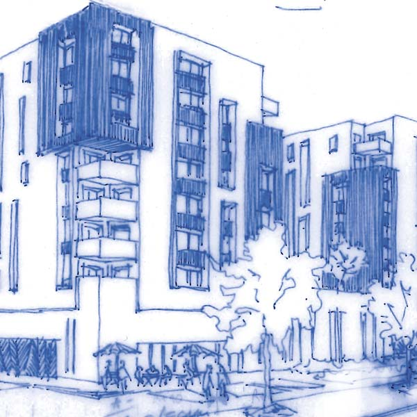 In situ - Architecture, Culture(s) & Ville - Îlot Confluent