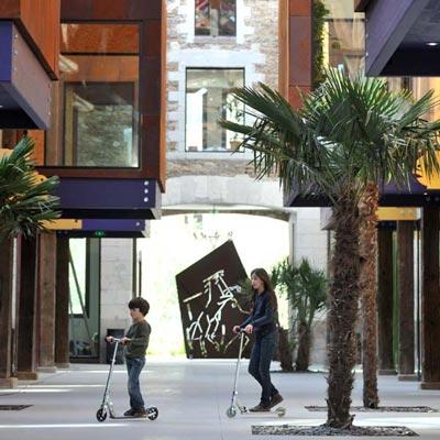 In situ - Architecture, Culture(s) & Ville - Îlot de la Madeleine