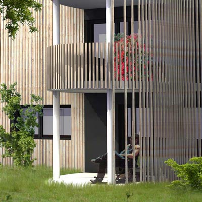In situ - Architecture, Culture(s) & Ville - Le Parc du Chêne