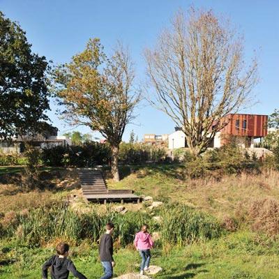 In situ - Architecture, Culture(s) & Ville - Le Val de la Pellinière