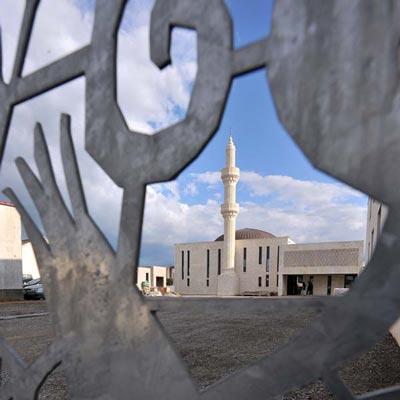 In situ - Architecture, Culture(s) & Ville - la Mosquée Osmanli et le Centre Culturel Turc