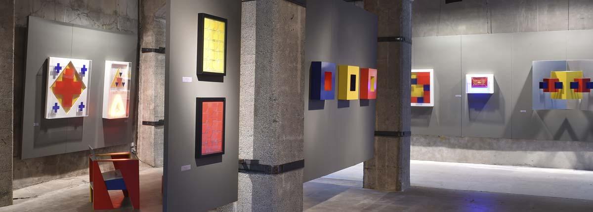 Le Rez de Chaussée - Galerie d'Art à Nantes