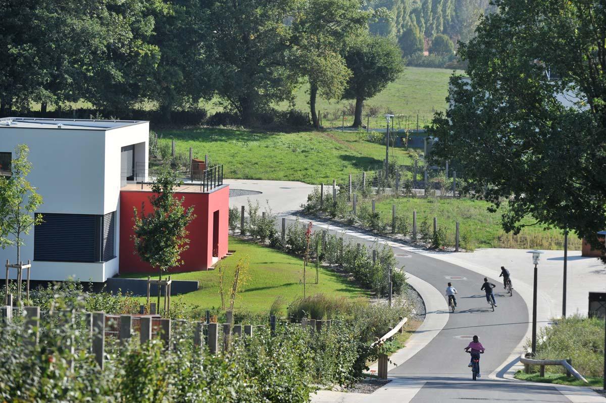 n situ - Architecture, Culture(s) & Ville - Le Val de la Pellinière