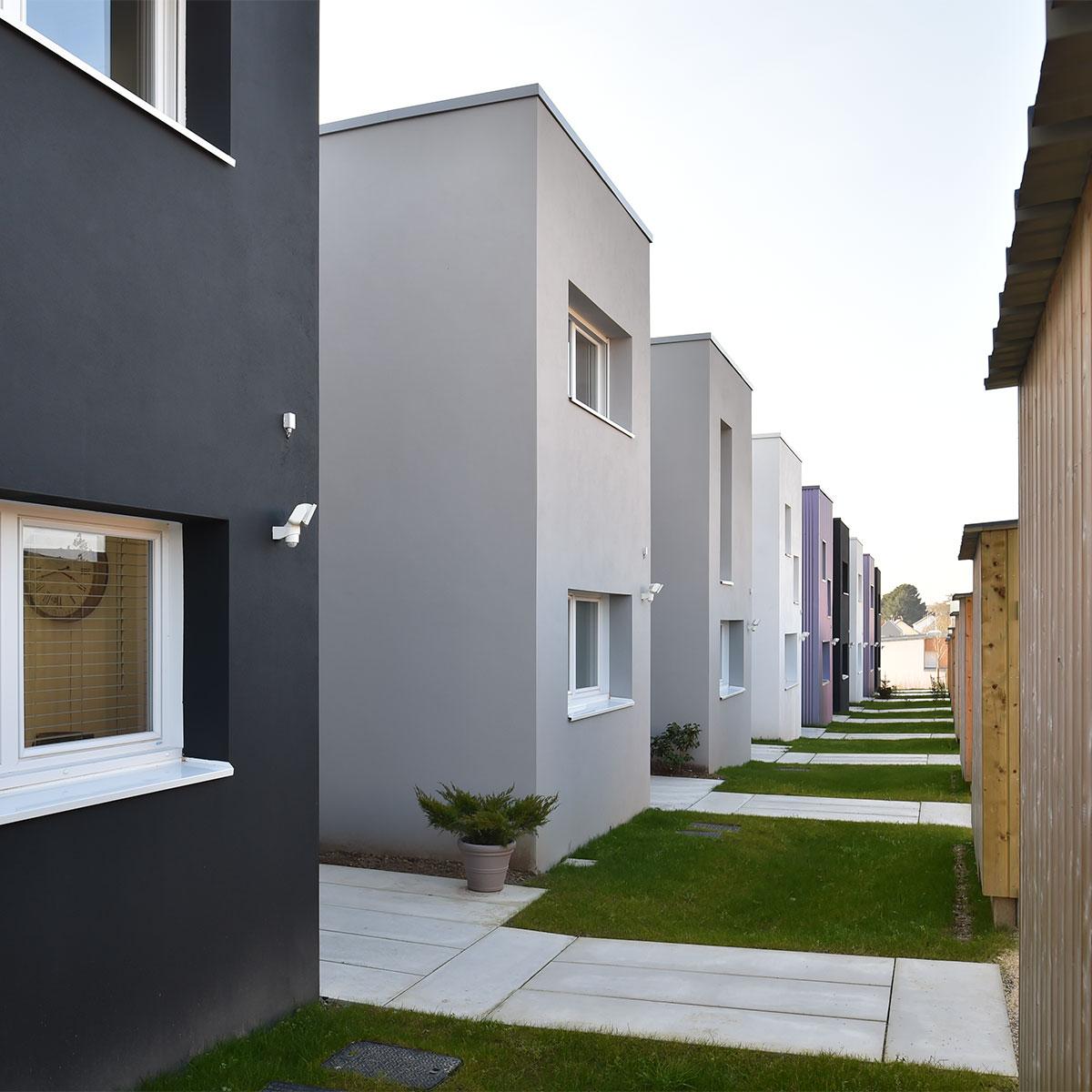 In Situ, Architecture, Culture(s) & Ville- Les Jardins de la Pelousière - Saint Herblain