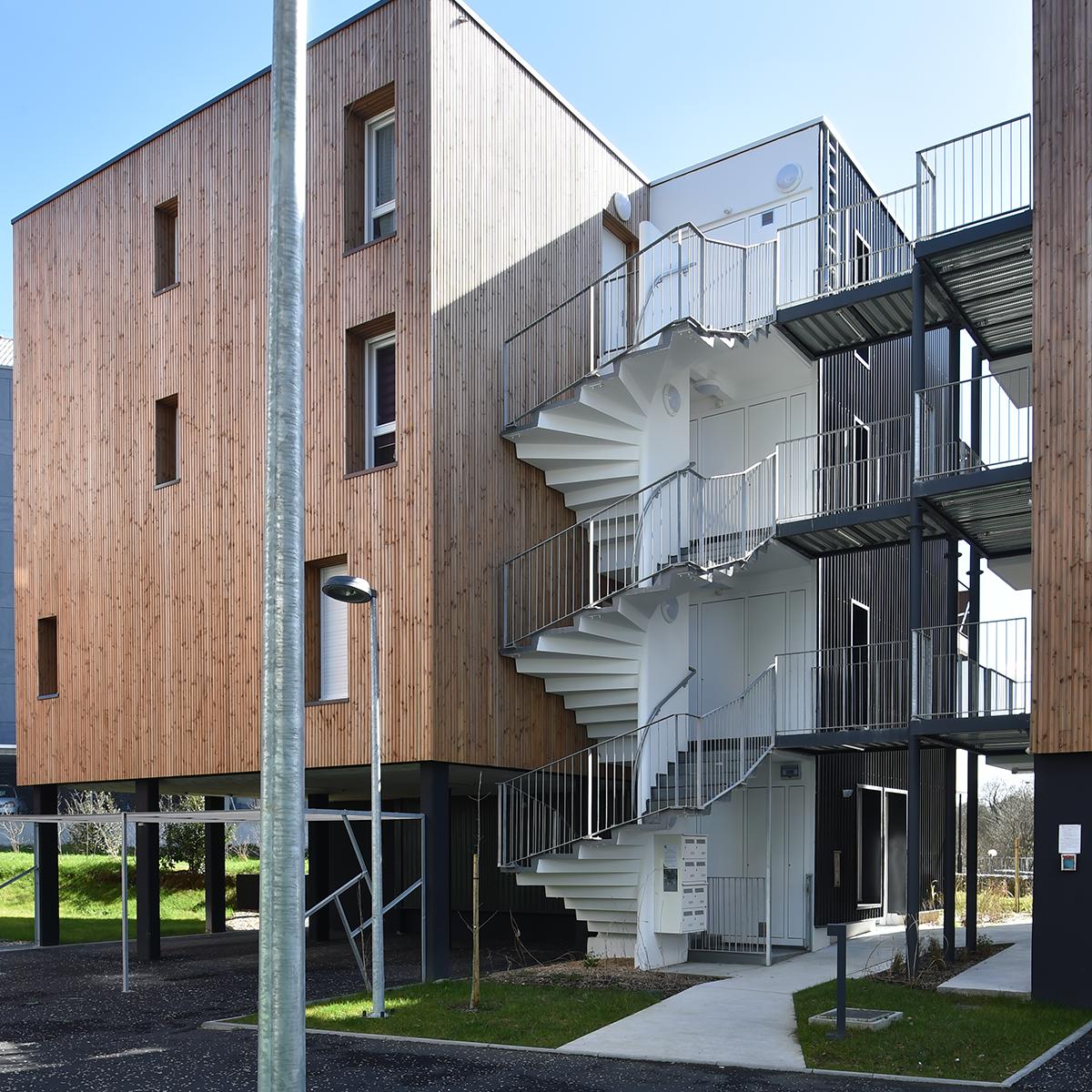 In Situ, Architecture, Culture(s) & Ville - Val de la Pelousière - Saint Herblain