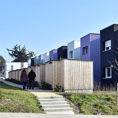 In Situ - Architecture, Culture(s) & Ville - Les Jardins de la Pelousière - ZAC de la Pelousière - Saint Herblain