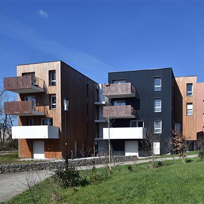 In Situ - Architecture, Culture(s) & Ville - Val de la Pelousière - Saint Herblain
