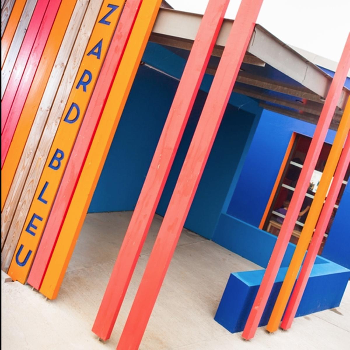 In Situ, Architecture, Culture(s) & Ville -Crèche ''Le Lézard Bleu'' - Savenay
