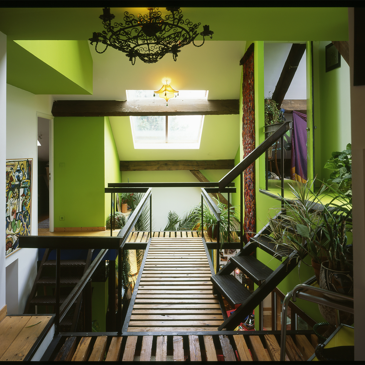 In Situ, Architecture, Culture(s) & Ville - Maison rue d'Allonville Nantes