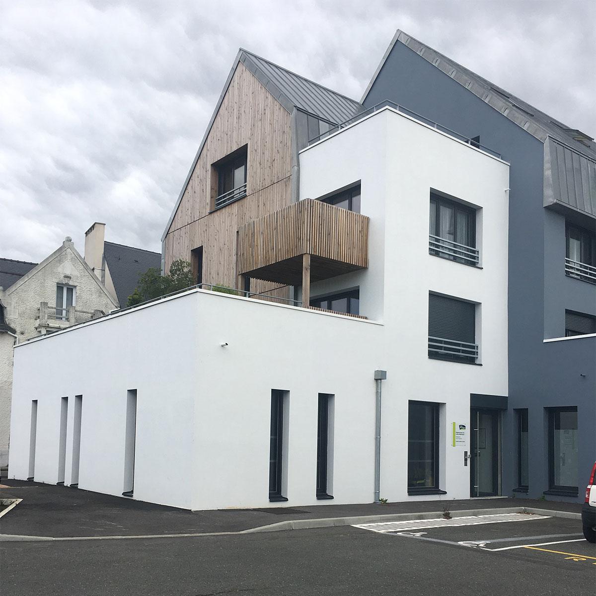 In Situ, Architecture, Culture(s) & Ville - Avel Izel - Le Pouliguen